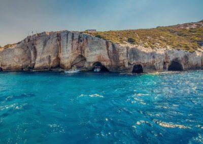modré jeskyně