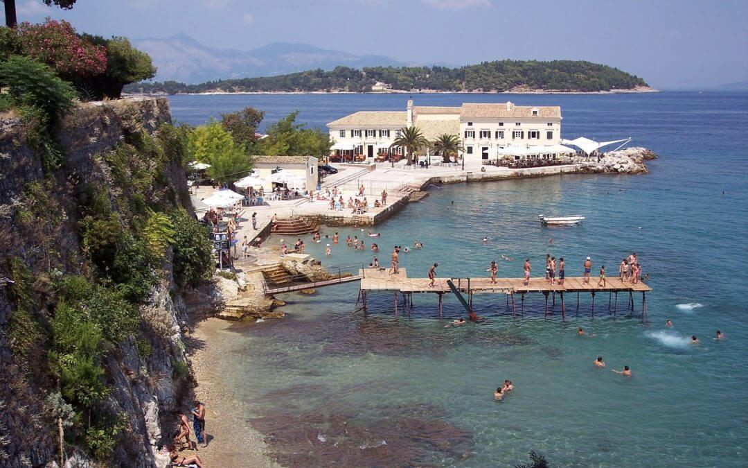 Kam na Korfu