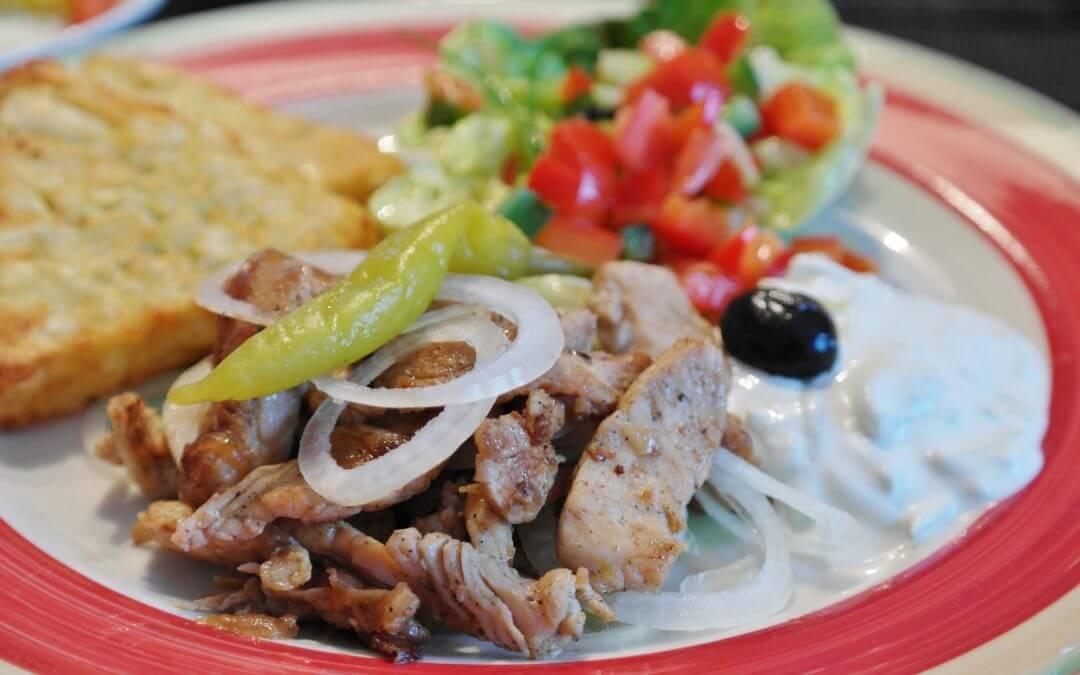 Řecká kuchyně | královna středomořské gastronomie