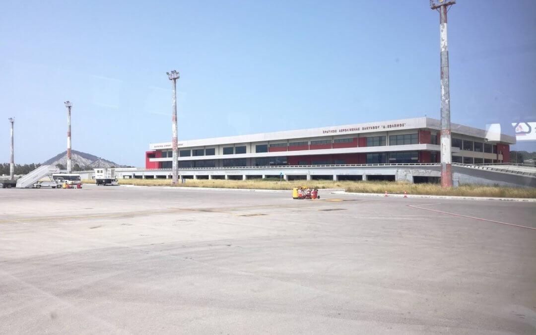 Letiště Zakynthos