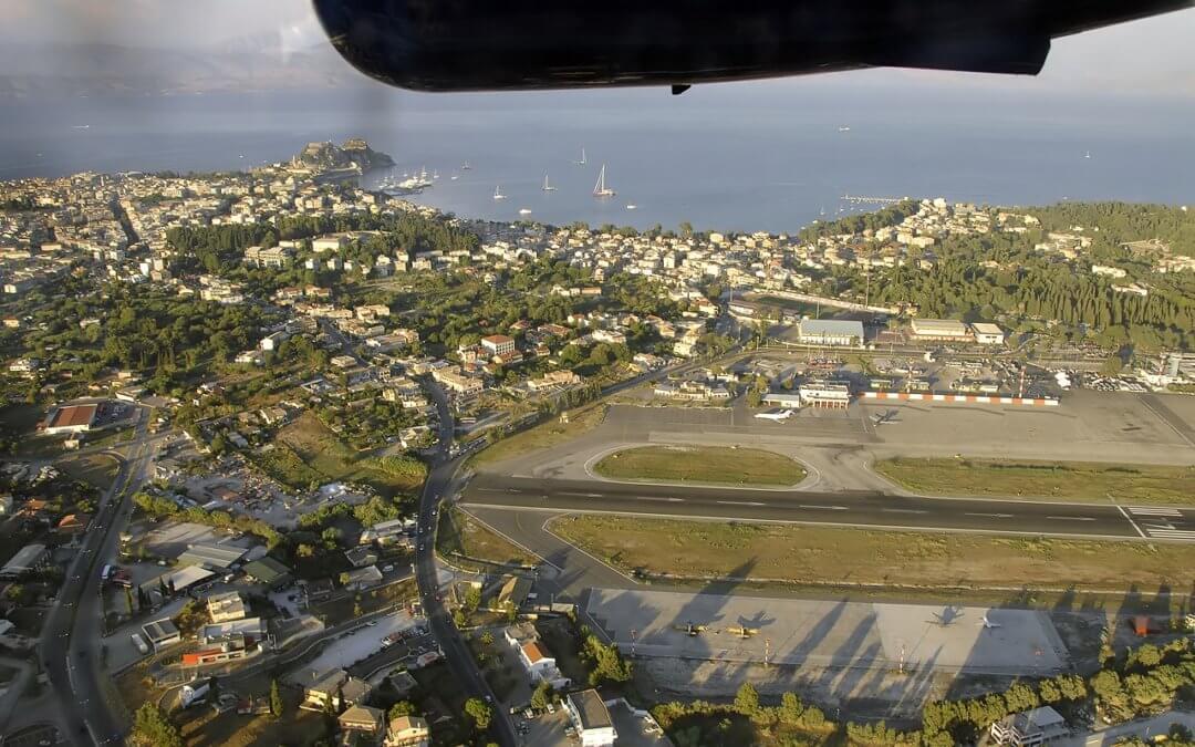 Letiště Korfu